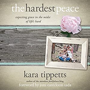 The Hardest Peace Audiobook