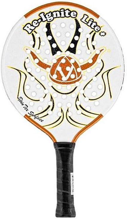 Amazon.com : Viking Re-Ignite Lite+ Platform Tennis Paddle ...