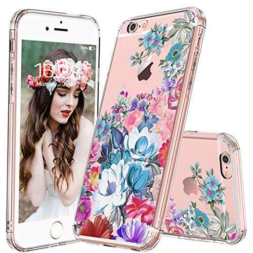 Amazoncom Iphone 6s Plus Case Iphone 6 Plus Cover Mosnovo Floral