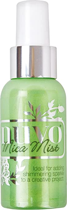 Tonic Studios NMM-567 Nuvo Mica Mist-Pink Carnation