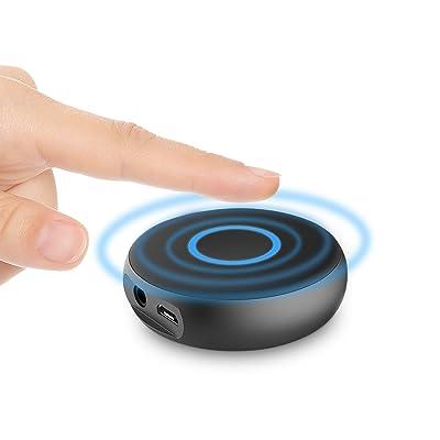 Jelly Comb Receptor Bluetooth CSR 4.1 EDR 12,8 horas de duración de la batería para auriculares con cable / radio / cine en casa / altavoces / estéreo