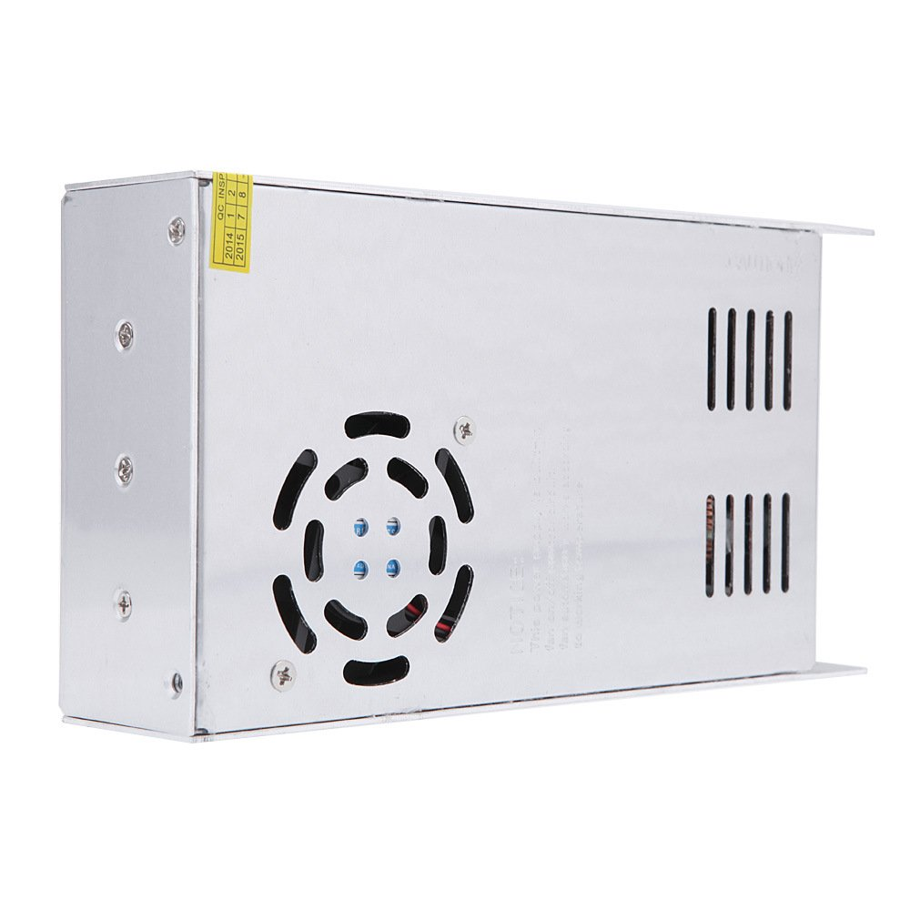 Upgraded Version JoyNano 200W Switching Power Supply 5V 40A AC-DC Converter Transformer for CCTV Surveillance LED Display Industrial Automation Stepper Motor and More