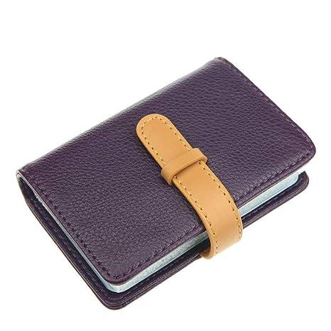 Amazon.com: Funda para tarjetas de crédito de negocios ...