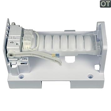 Kühlschrank Mit Eiswürfelmaker samsung da97 05806a original eiswürfelbereiter eiswürfelschale