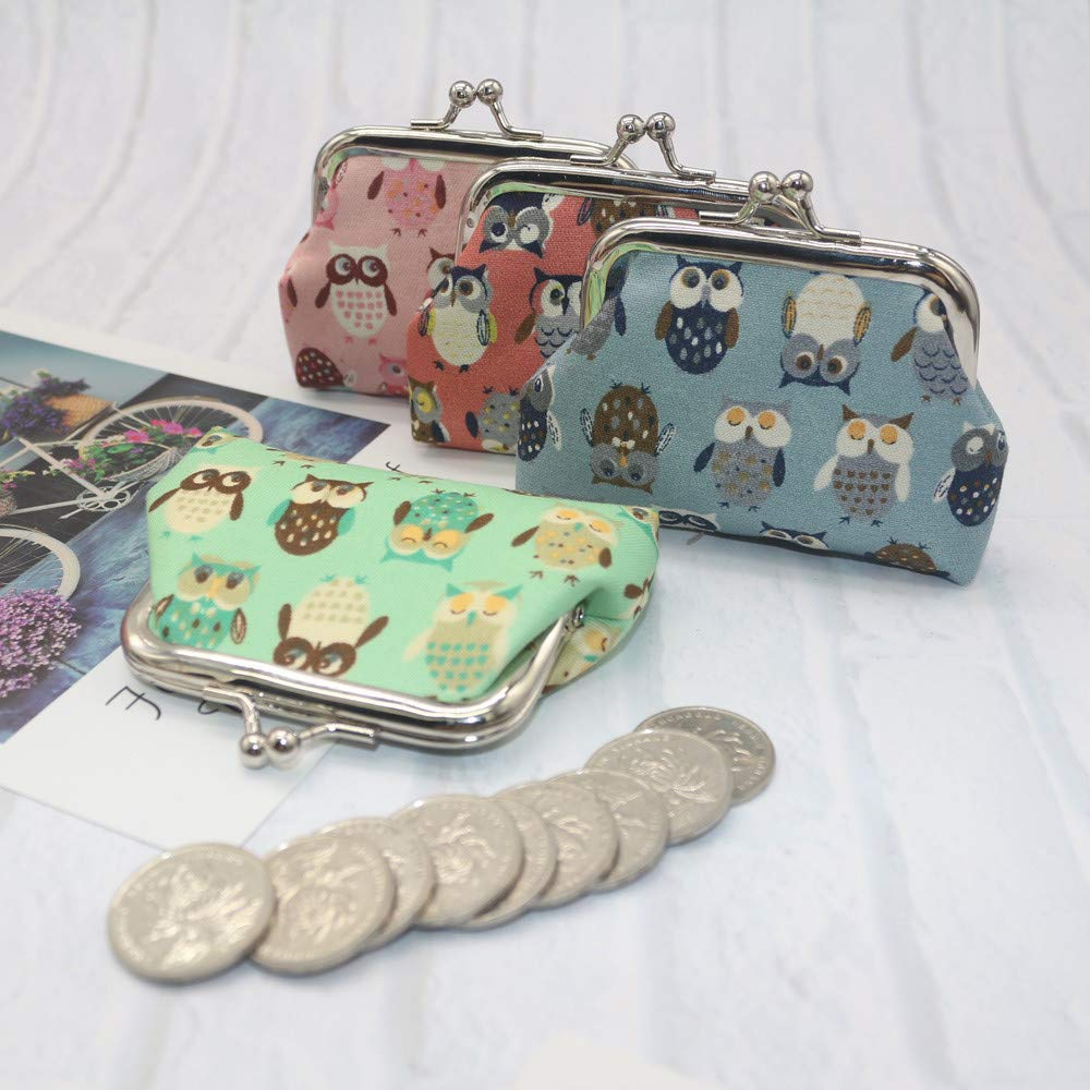 Amazon.com: Mikey Store - Monedero para mujer, diseño retro ...