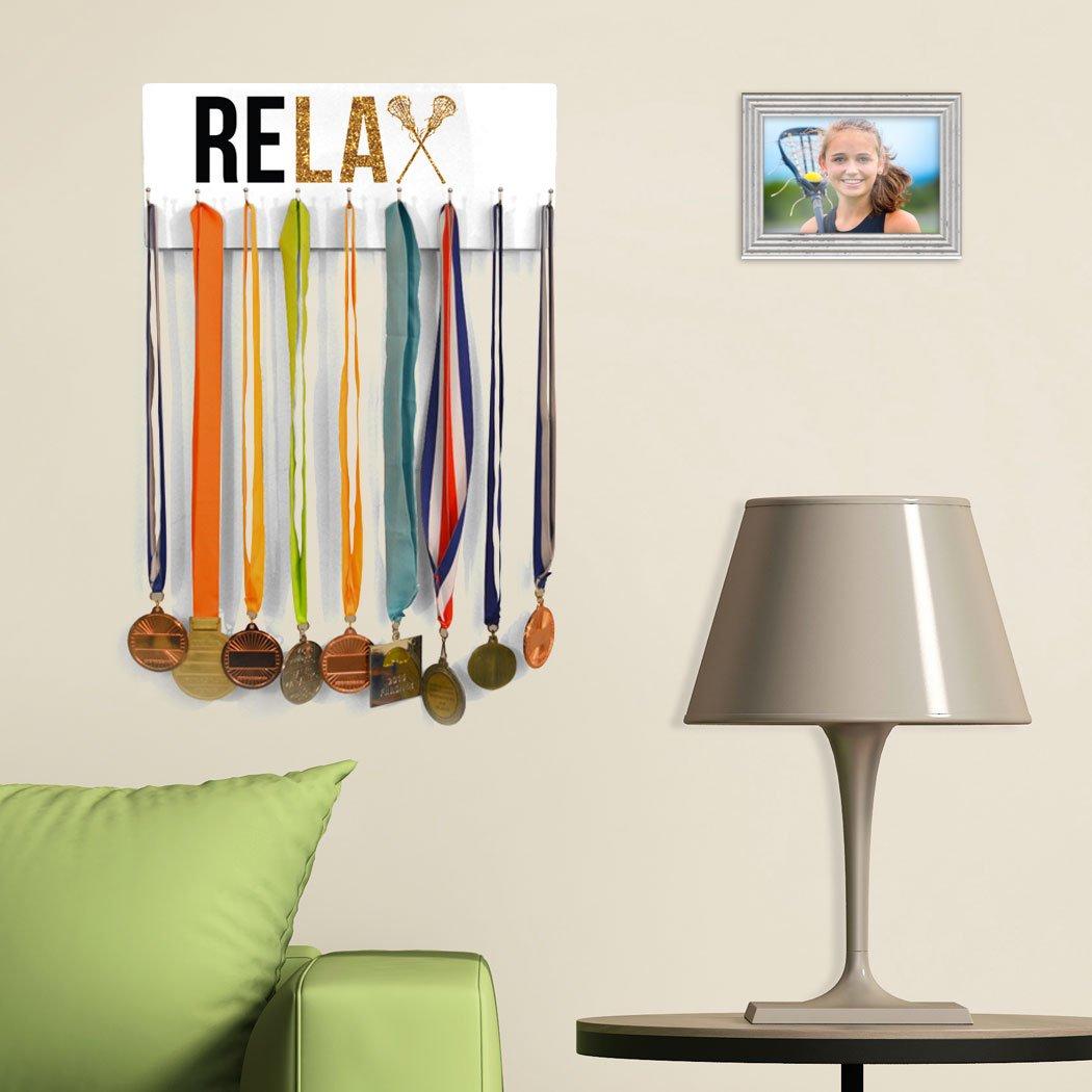 ReLAX Hook Board by ChalkTalkSPORTS | Girls Lacrosse | Multiple Colors by ChalkTalkSPORTS (Image #4)