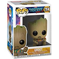 Funko Marvel Guardians of The Galaxy 2 Groot with Candy Bowl Pop Vinyl Figure