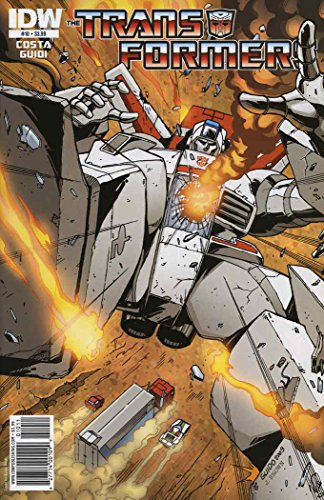 Transformers (IDW, 2nd Series), The #10A VF/NM ; IDW comic book ()