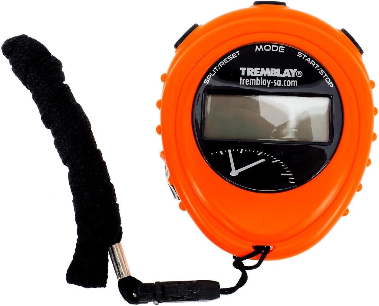 Taille Unique Orange Chronometre Tremblay Chronometre 14 Orange