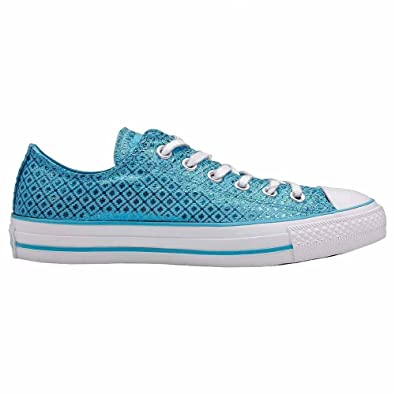 Converse Women s All Star Specialty Ox (Blue Atoil Ink Blue 10.5 ... fa16178adabe