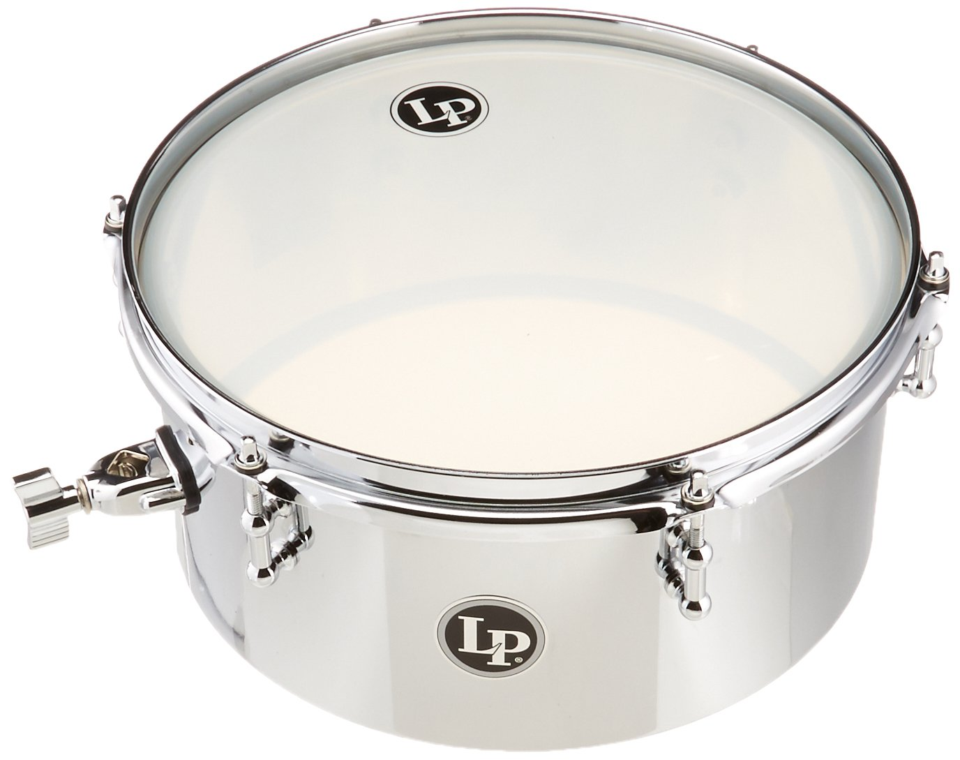Latin Percussion LP812-C Timbal, Chrome KMC Music Inc