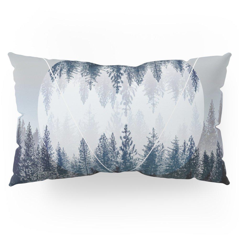 Society6 Woods 4 Pillow Sham King (20'' x 36'') Set of 2