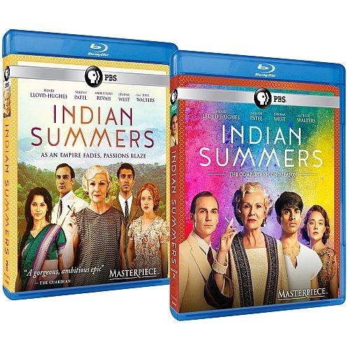 Masterpiece: Indian Summers Seasons 1-2 Blu-ray