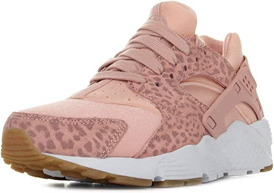 new style factory outlet classic style Nike Huarache Run Se (GS), Chaussures de Running Compétition Femme ...