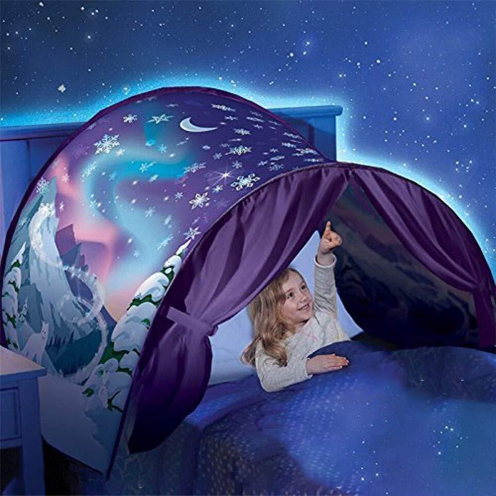 Boyko Magical World Dream tienda tienda de juego para niños Kid s Halloween Fantasy House. (Aventura espacial)