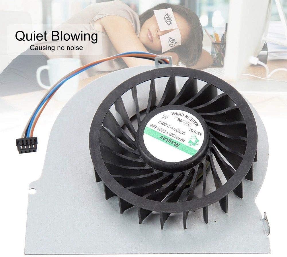 FidgetFidget Laptop Notebook CPU Cooling Fan Cooler for HP EliteBook 8460P 8560P 8560W 8570W