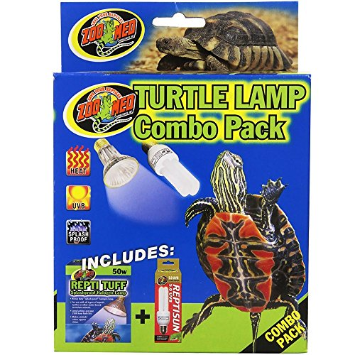 Zoo Med Combo Pack Turtle Lamp (Aquatic Lights)