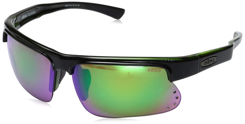 世界の Revo メンズ Green B01D1VLP2Q Revo メンズ Black/Green Green Water, ヤマクラ:37428067 --- ciadaterra.com