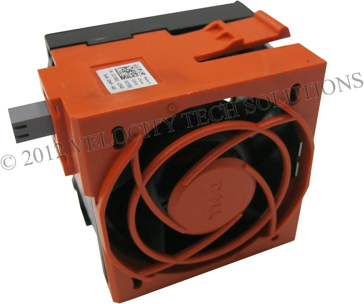 Dell PowerEdge R710 GY093 Redundant Cooling Fan Assembly