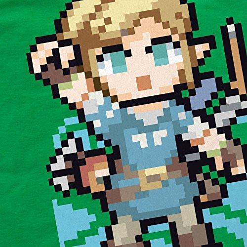 os Green ni Wild Switch The Link Ocarina Hormiga Of Camiseta Snes Zelda Breath para wqRXf1H