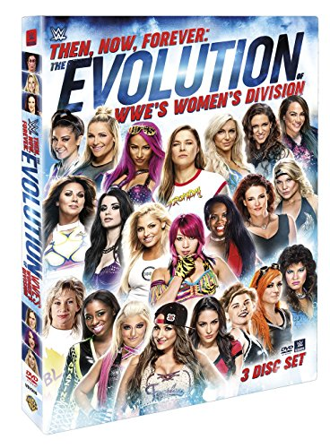 WWE: Then, Now, Forever: The Evolution of WWE's Women's Division (Wwe Best Royal Rumble)