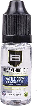 B Breakthrough Clean Technologies Battle Born High Purity Oil - 12ml