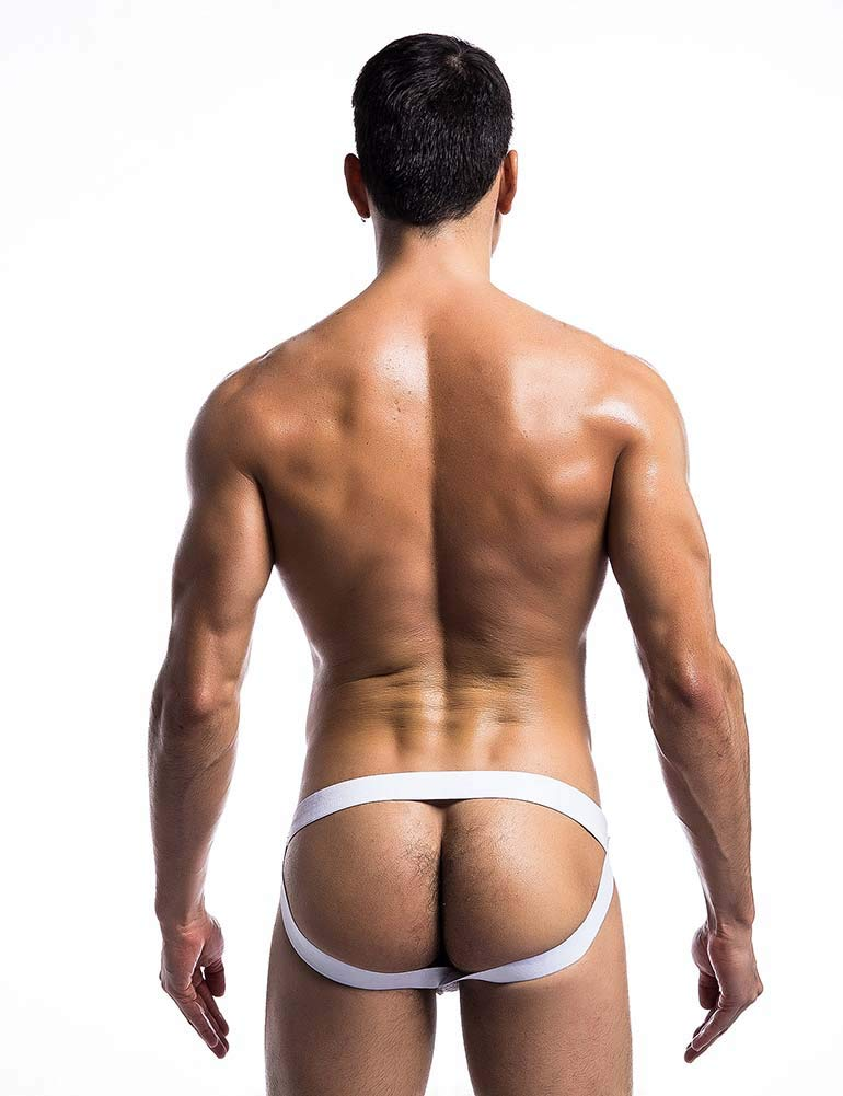 2 Pcs Sexy Gay Underwear Men Jockstrap String Slip,Sexy Erotic Mens Thongs  and G Strings Showing Ass Lingerie: Amazon.ca: Sports & Outdoors