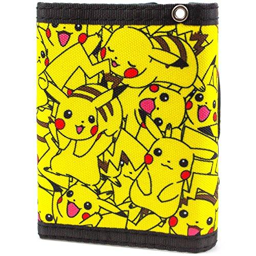 Pokemon Pikachu No.25 Elektro Gelb Portemonnaie Geldbörse acuTL