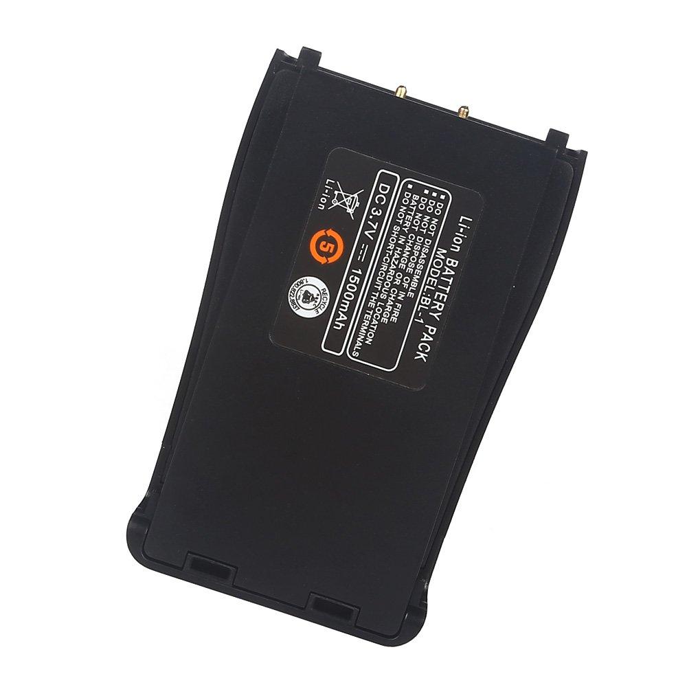 BL-1 for BaoFeng BF-888S radio Battery Lithium-Ion 3.7V 1500mAh  Model