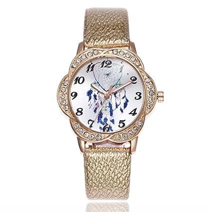 Vovotrade Mujer Moda Relojes Elegante Watches Joyería Hermoso Reloj Suizos y Relojes de lujo Reloj de