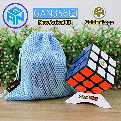 Stickerless Gans III Ganspuzzle Speedcube Puzzle 3x3 - 3