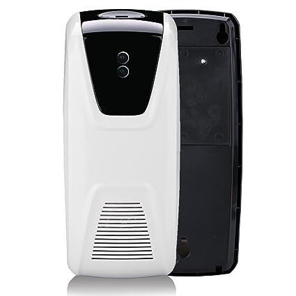 Tipo de Sensor de luz automático KingFly ventilador dispensador de ambientador para uso aceite esencial dispensador