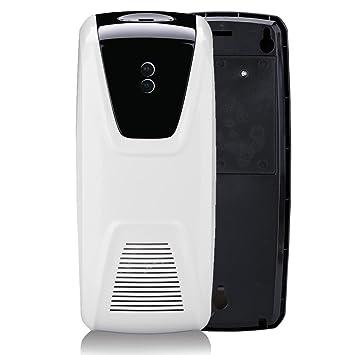 Tipo de Sensor de luz automático KingFly ventilador dispensador de ambientador para uso aceite esencial dispensador de spray limpiador para pizarras blancas ...