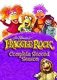 DVD : Fraggle Rock: Complete Second Season