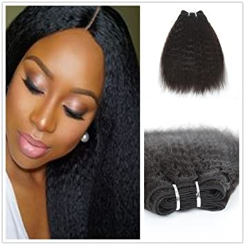 Amazon wigsroyal 10 inch indian virgin afro textured weave wigsroyal 10 inch indian virgin afro textured weave kinky straight extensionsnatural color4oz pmusecretfo Images
