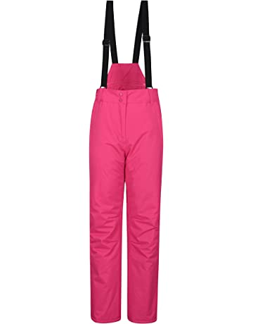9c8c273a43 Mountain Warehouse Moon Womens Ski Pants - Water Repellent Ladies Trousers