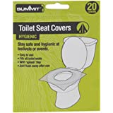 Summit Festival / Camping Toilet Seat Covers pk10