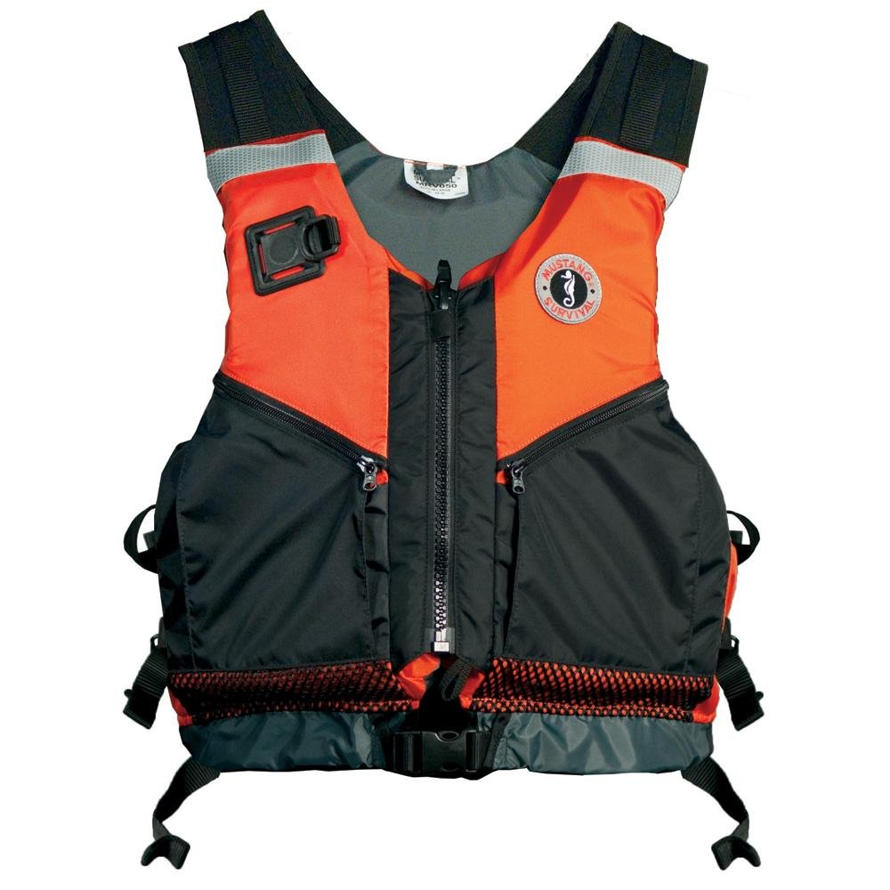【最安値挑戦!】 Mustang Shore Based Water Rescue B00K1FT5L4 Vest - Mustang XL Based/XXL - Orange/Black by Mustang Survival B00K1FT5L4, メイ フェアリー:501d0ce6 --- a0267596.xsph.ru