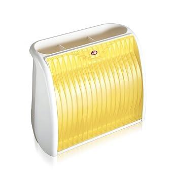 Snips Sesamo Egouttoir A Vaisselle Couverts Pliable Plastique Blanc