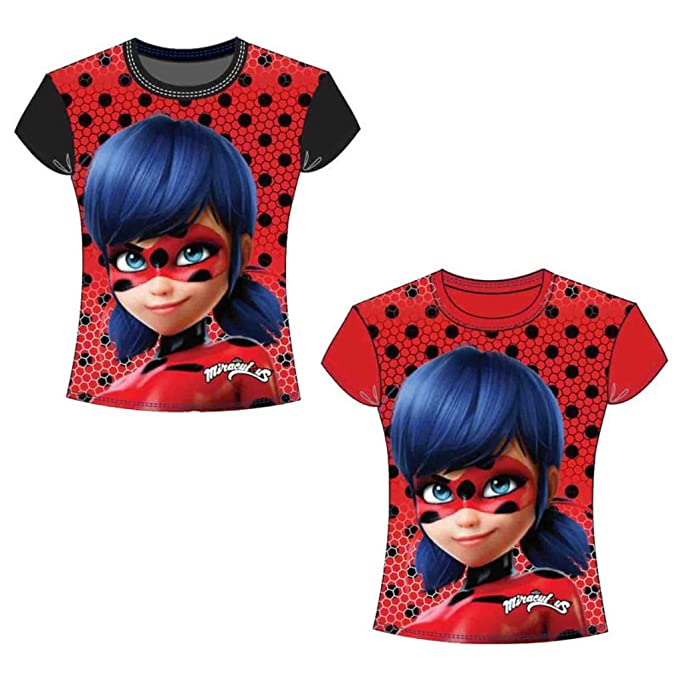Camiseta Ladybug Marinette (4)