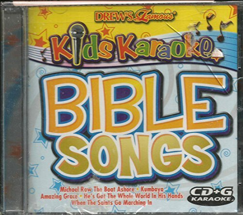 Drew's Famous Kids Karaoke Bible Songs by Various Artists by Turn Up the Music