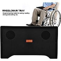 Detachable Wheelchair Tray, Wood Wheelchair Lap Tray, Wheelchair Table Lap Tray Accessory
