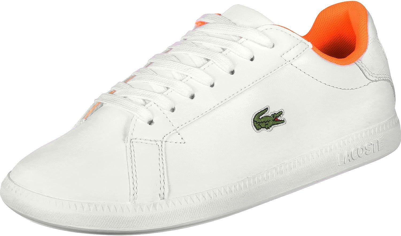 Lacoste Graduate 118  1 W Schuhe Weiß/Weiß  118 - d96d23