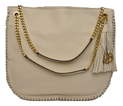 Michael Kors Whipped Chelsea Leather Tote Shoulder Bag 5a2afe687d84a