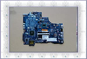 Lysee Laptop Motherboard - For DELL Inspiron 17R 5721 laptop 6006J 06006J VAW11 LA-9102P i3 3227U HM77 DDR3 integrated graphics motherboard ,fully tested