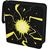 Rayvol 4-Pocket Binder for Pokemon Cards, Fits 480 Trading Cards with Sleeves Include 60 Removable Sheets, Portable Card…