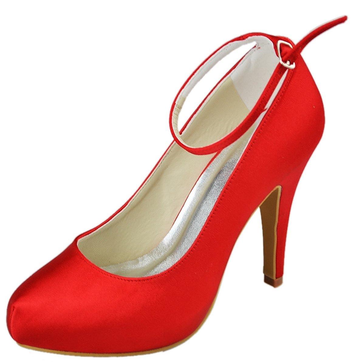 Minitoo 12216 , Bride de cheville B01N4FUDW1 Rouge femme Rouge - rouge 4bbd3ee - automaticcouplings.space