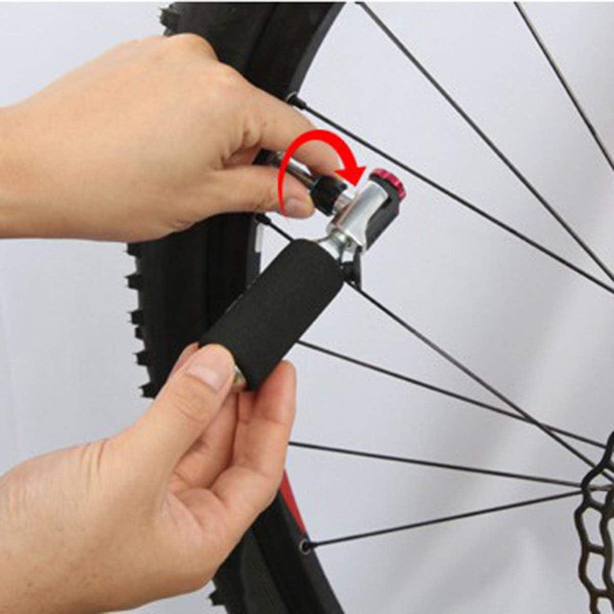 Gugutogo Giyo Bicicleta Botella Inflable rápida CO2 Botella de ...