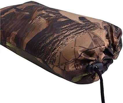 Fafeims Lonas Impermeables para Carpas de Camuflaje Toldo para refugios al Aire Libre Cubierta para Lluvia de Secado r/ápido con Bolsa de Transporte con cord/ón