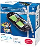 Playstation Vita 3g/wi-fi model Crystal Black Starter Pack (Pchj-10003)